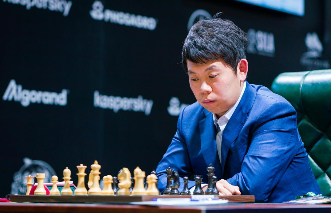 Nepomniachtchi and Wang Hao Strike First at Candidates | US Chess.org