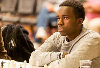 Justus Williams, National Chess Champion