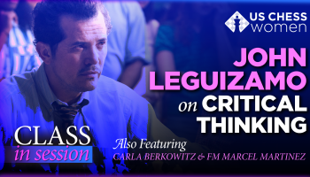 John Leguizamo, Girls Club Room flyer