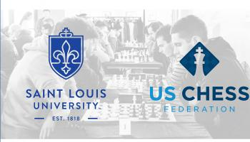 SLU and US Chess, sponsors for this event