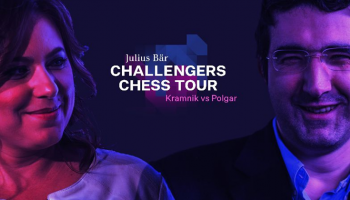 Challengers Chess Tour - Kramnik vs. Polgar