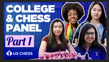 College & Chess: Four Female Chessplayers & Scholars