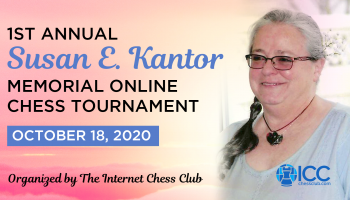 Susan A Kantor Online Memorial Tournament