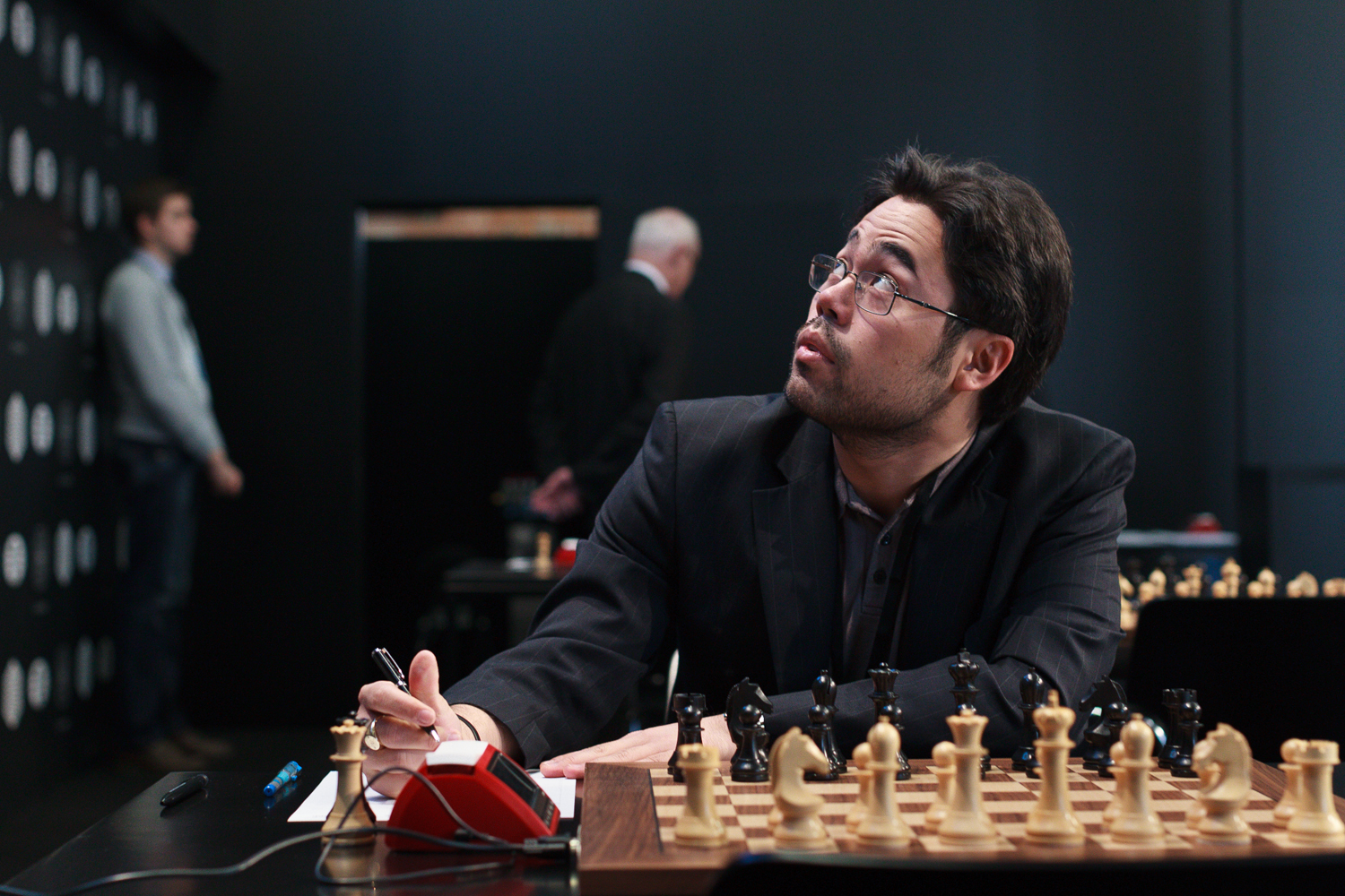 Photo courtesy of World Chess