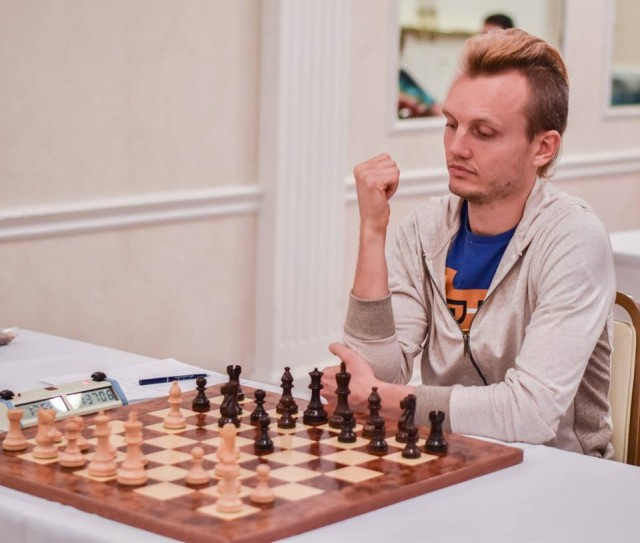 GM Timur Gareyev. Photo: Irina Nizmutdinova